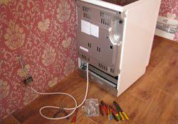 Подключение электроплиты. Челнинские электрики.