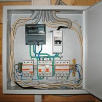 Монтаж, установка, замена, ремонт электрического щитка в Набережных Челнах. Ремонт электрощита Набережные Челны. Индивидуальный квартирный электрощит в Набережных Челнах